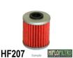 Obrázek z HIFLO FILTRO Olejový filtr HF207 HF 207
