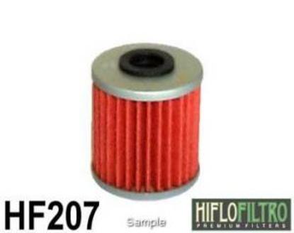 Obrázek HIFLO FILTRO Olejový filtr HF207 HF 207