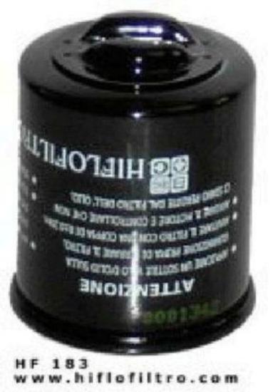 Obrázek z HIFLO FILTRO Olejový filtr HF183 HF 183