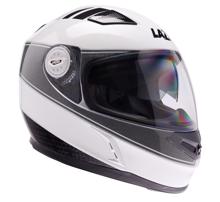 Obrázek z LAZER  BAYAMO Cup helma na moto Barva : Bílo - Šedo - Černá