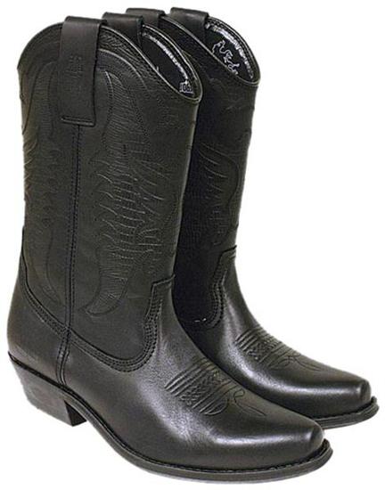 Obrázek z Koně Johnny Bulls  K 064 Westernová obuv