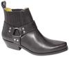 Obrázek z Koně Johnny Bulls  K 086 westernové kožené boty nízké na motorku