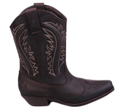 Obrázek Koně Johnny Bulls  K 095 kožená westernová obuv