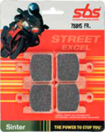Obrázek pro kategorii SBS Silniční sintermetal HS / LS