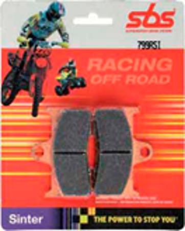 Obrázek pro kategorii SBS Motokrosová závodní směs RSI