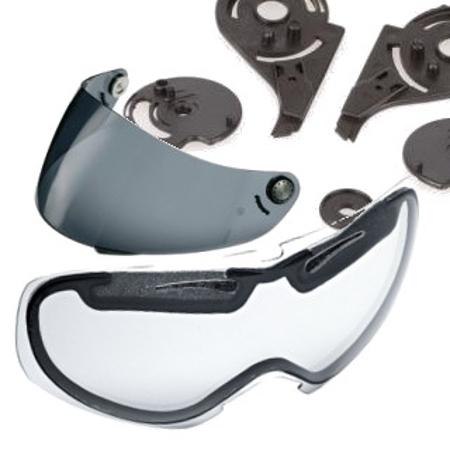 Obrázek pro kategorii Náhradní díly pro helmy a brýle