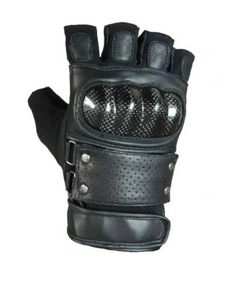 Obrázek z Diablo Moto chopper rukavice bez prstů