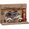 Obrázek z Věšák na klíče - model motocyklu