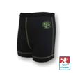 Obrázek z Dětské trenýrky černá/zelená BambooHeavy