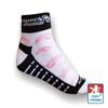 Obrázek z Ponožky suspect animal bílá/růžová/černá