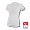Obrázek z Dámské triko krátký rukáv bílá BambooLight