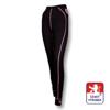 Obrázek z Dámské spodky dlouhé černá/růžová BambooLight