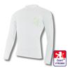 Obrázek z Pánské triko dlouhý rukáv bílá BambooLight