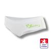 Obrázek z Dámské kalhotky bílá/zelená BambooLight