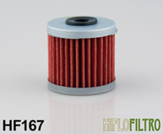 Obrázek z HIFLO FILTRO Olejový filtr HF167 HF 167