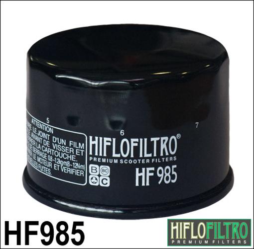 Obrázek z HIFLO FILTRO Olejový filtr HF985 HF 985