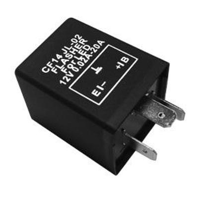 Obrázek Rele - přerušovač pro LED blinkry 3 Pin