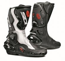 Obrázek z SIDI Vertigo Sportovní Boty Na Moto: Černo-Bílé