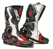Obrázek z SIDI Vertigo Sportovní Boty Na Moto: Bílo-Červeno-Modré