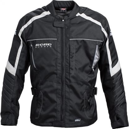 Obrázek ROAD Summer Dusty letní textilní bunda na motorku