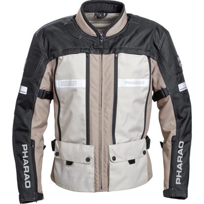 Obrázek Pharao Tura Light pánská textilní bunda na moto vel. XL