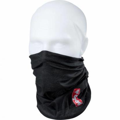 Obrázek Polo Multifunkční šátek černý