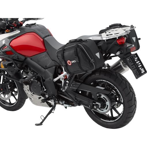 Obrázek z  QBag cestovní set tašek na moto