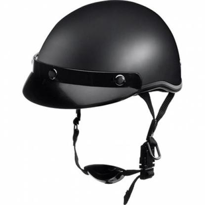 Obrázek Helma Headcap na motorku
