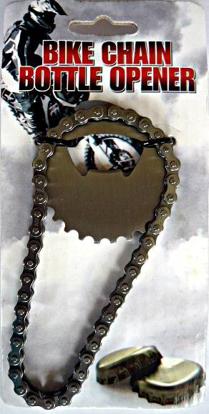 Obrázek Otvírák na lahve ve stylu řetězu