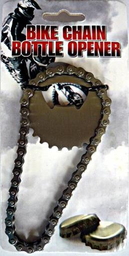 Obrázek z Otvírák na lahve ve stylu řetězu