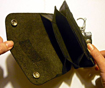 Obrázek z Kožená peněženka Spirit nejen pro motorkáře
