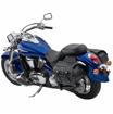Obrázek z Spirit kožené brašny na motorku chopper 2x15 l