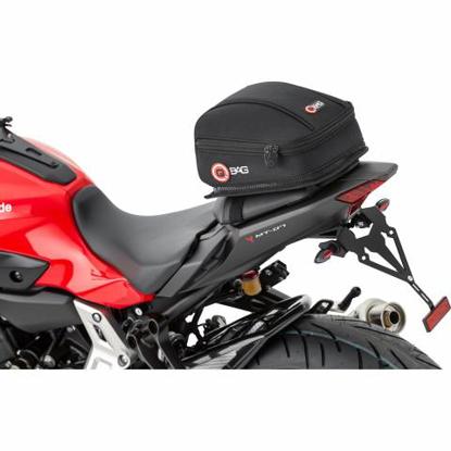 Obrázek QBag Sozia zavazadlo na motorku brašna na sedlo 5 l