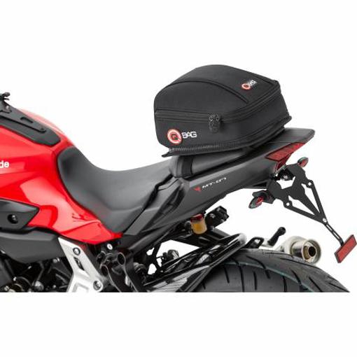 Obrázek z QBag Sozia zavazadlo na motorku brašna na sedlo 5 l