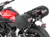 Obrázek z QBag Veneto boční textilní brašny na motorku 2x20 l