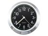 Obrázek z Analogové hodiny na řidítka 22-25mm - černé