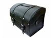 Obrázek z DIABLO MOTO kožený kufr na nosič motocyklu chopper