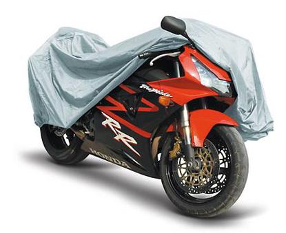 Obrázek Plachta na motorku vnitřní prodyšná XL-XXL