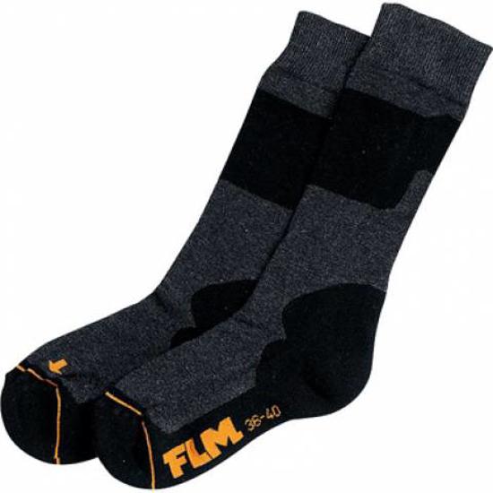 Obrázek z Funkční ponožky FLM Sporty dlouhé pro moto boty