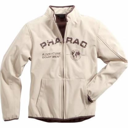Obrázek Pharao MALLAWI SOFTSHELL bunda vel. XL