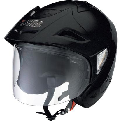 Obrázek iXS HX 95 - helma s integrovanou stříškou a sluneční clonou