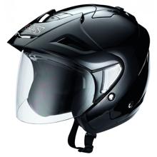 Obrázek z iXS HX 95 - helma s integrovanou stříškou a sluneční clonou - Černá