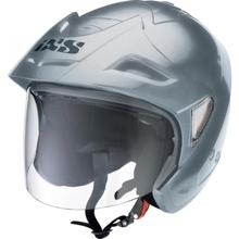 Obrázek z iXS HX 95 - helma s integrovanou stříškou a sluneční clonou - Stříbrná