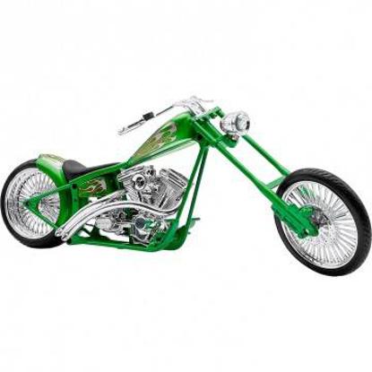 Obrázek Model Custom Bike Green