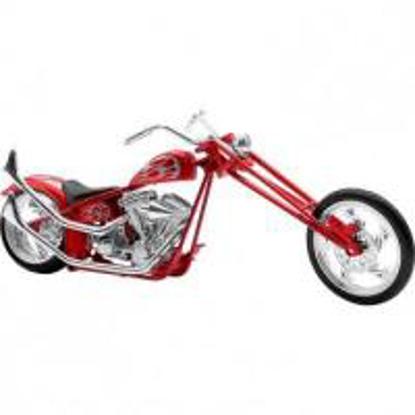 Obrázek Model Custom Bike Flame