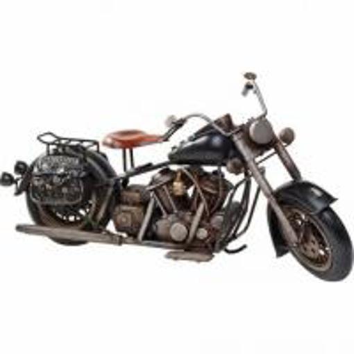 Obrázek z Model motocyklu chopper