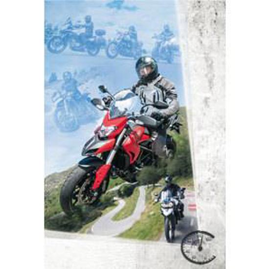 Obrázek z Narozeninové přání Tourer pro motorkáře