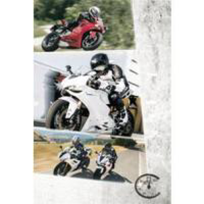 Obrázek Narozeninové přání Racer pro motorkáře