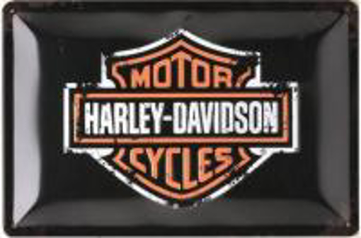 Obrázek z Plechová cedule Harley Davidson Logo