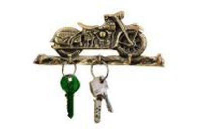 Obrázek Věšák na klíče - motocykl